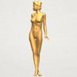 Free STL file Naked Girl 22, GeorgesNikkei