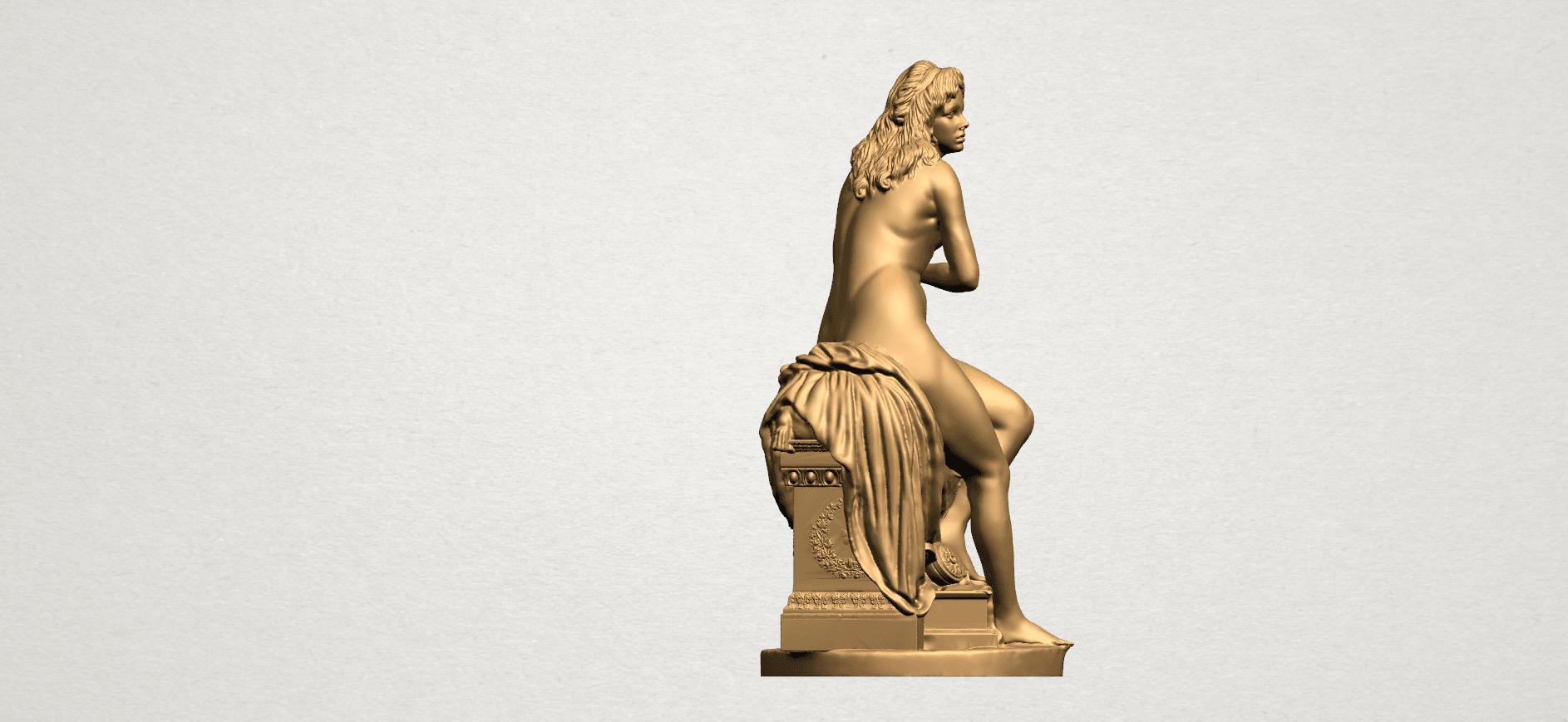 Naked Girl (i) B07.png Download free STL file Naked Girl 01 • 3D printing model, GeorgesNikkei
