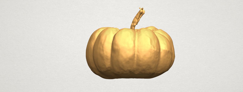 TDA0614 Pumpkin 02 A02.png Download free STL file Pumpkin 02 • 3D print template, GeorgesNikkei
