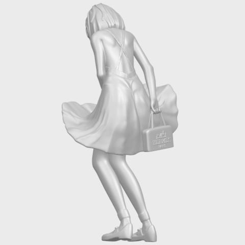 TDA0715_Beautiful_Girl_15A06.png Télécharger fichier STL gratuit Belle Fille 15 ans • Plan pour impression 3D, GeorgesNikkei