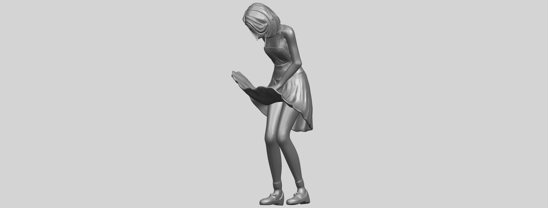 TDA0715_Beautiful_Girl_15A03.png Télécharger fichier STL gratuit Belle Fille 15 ans • Plan pour impression 3D, GeorgesNikkei