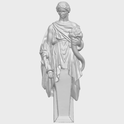 05_TDA0261_Sculpture_of_a_girlA01.png Download free STL file Sculpture of a girl • 3D printable model, GeorgesNikkei
