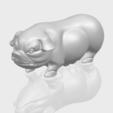 Download free 3D printing designs Pig 01 Female, GeorgesNikkei