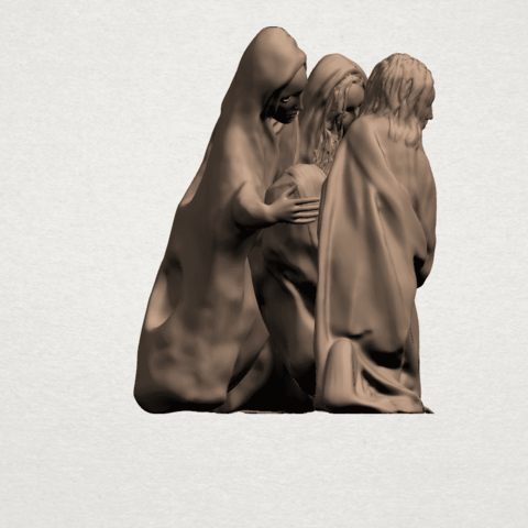 Villagers A07.png Download free STL file Villagers • 3D printing object, GeorgesNikkei