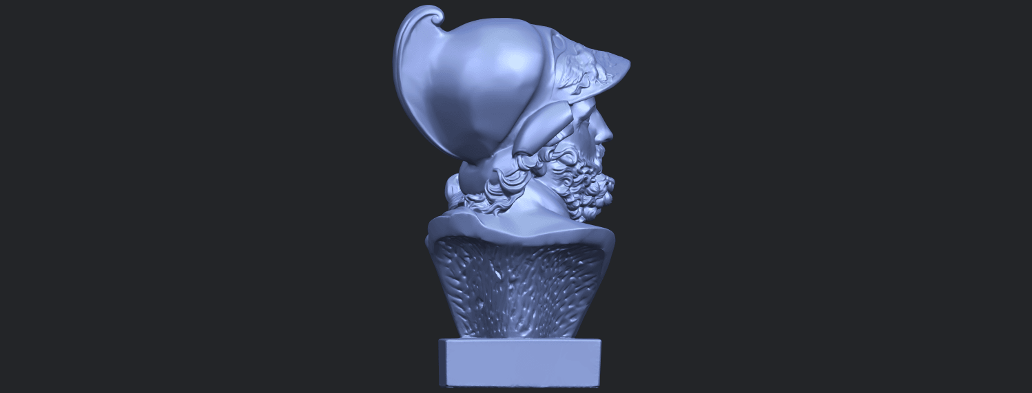 14_TDA0244_Sculpture_of_a_head_of_manB08.png Download free STL file Sculpture of a head of man • 3D printable design, GeorgesNikkei
