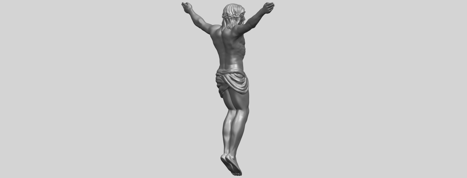 21_TDA0230_Jesus_iA08.png Download free STL file Jesus 01 - top • Object to 3D print, GeorgesNikkei
