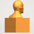 TDA0294 Obama A06.png Download free STL file Obama • 3D print model, GeorgesNikkei