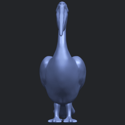 02_TDA0596_PelicanB09.png Download free STL file Pelican • 3D print model, GeorgesNikkei