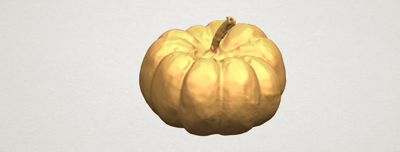TDA0614 Pumpkin 02 A03.png Download free STL file Pumpkin 02 • 3D print template, GeorgesNikkei
