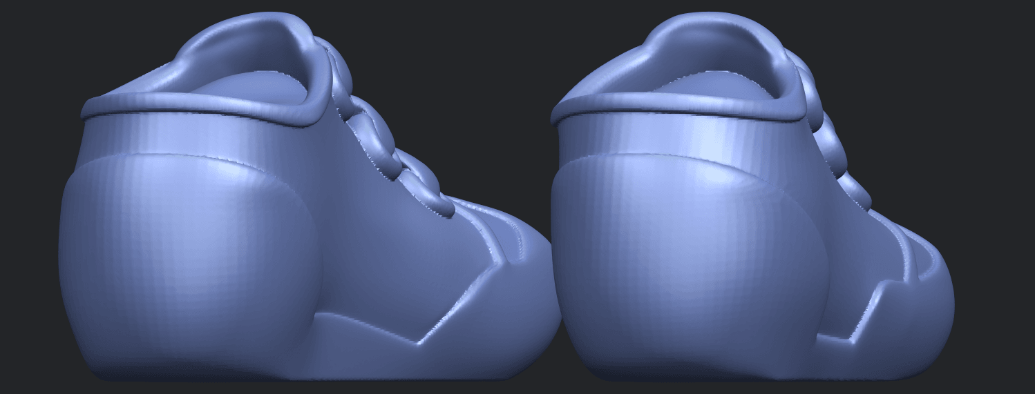 01_TDA0322_Shoe_01B07.png Download free STL file Shoe 01 • 3D printable design, GeorgesNikkei