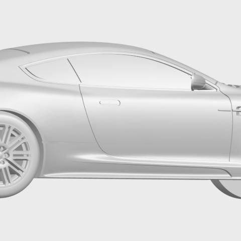 18_TDB008_1-50_ALLA06.png Download free STL file Aston Martin DBS • 3D printing object, GeorgesNikkei