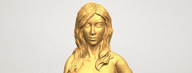 TDA0462 Naked Girl 16 A08.png Download free STL file Naked Girl 16 • 3D printable design, GeorgesNikkei