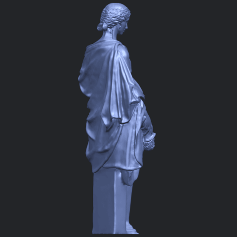 05_TDA0261_Sculpture_of_a_girlB08.png Download free STL file Sculpture of a girl • 3D printable model, GeorgesNikkei