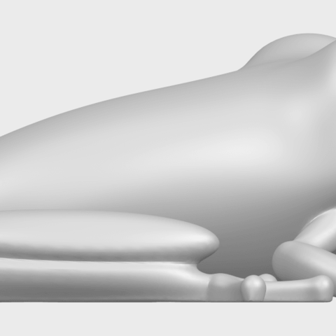 TDA0750_FrogA06.png Download free STL file Frog • 3D printable object, GeorgesNikkei