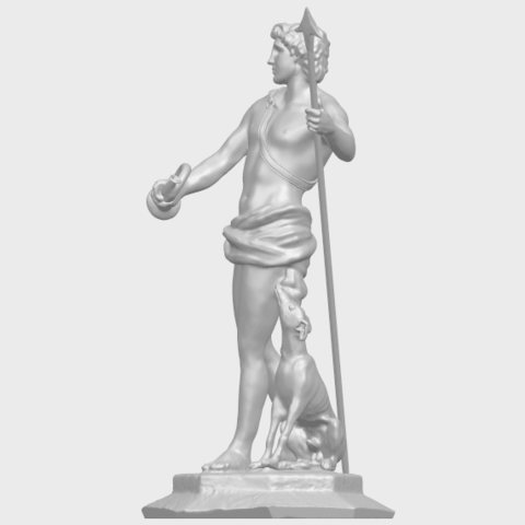 07_TDA0265_MeleagerA04.png Download free STL file Meleager • 3D printing model, GeorgesNikkei