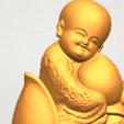 A11.png Télécharger fichier STL gratuit Petit Moine 03 • Modèle pour imprimante 3D, GeorgesNikkei