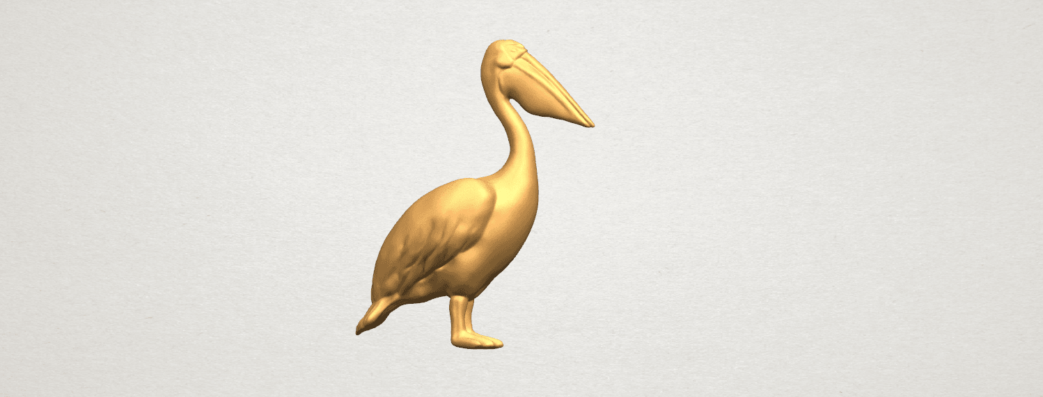 TDA0596 Pelican A05.png Download free STL file Pelican • 3D print model, GeorgesNikkei