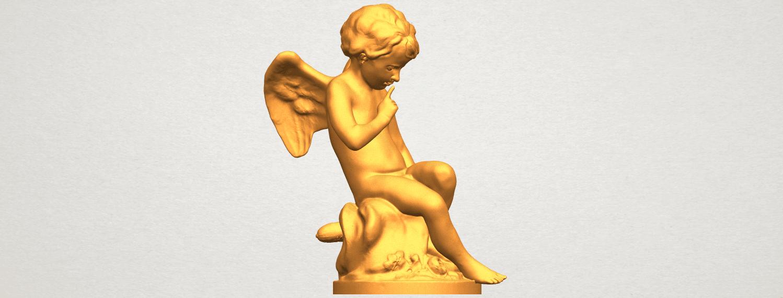 A10.png Télécharger fichier STL gratuit Cupidon 01 • Modèle à imprimer en 3D, GeorgesNikkei