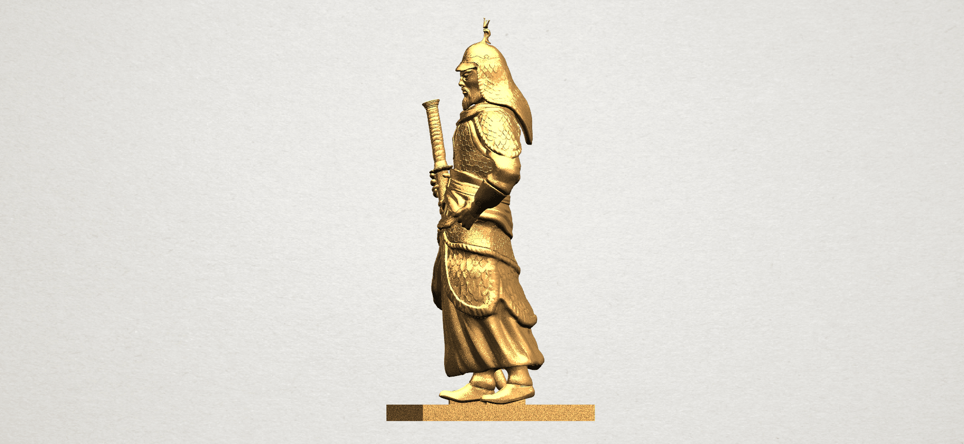 Age of Empire - warrior -C03.png Download free STL file Age of Empire - warrio • 3D print design, GeorgesNikkei