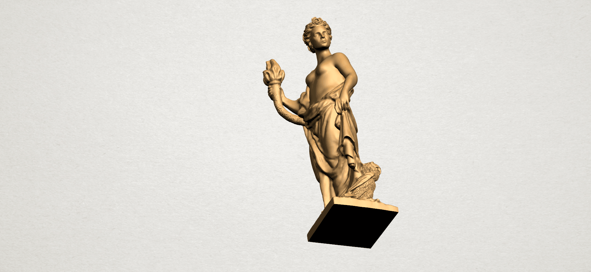 Artemis (i) - A10.png Download free STL file Artemis 01 • Template to 3D print, GeorgesNikkei