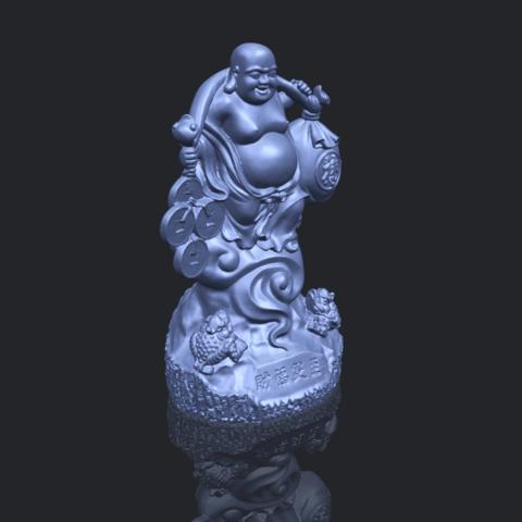 09_TDA0329_Metteyya_Buddha_09B00-1.png Télécharger fichier STL gratuit Bouddha Metteyya 09 • Modèle imprimable en 3D, GeorgesNikkei