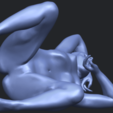 18_TDA0280_Naked_Girl_A07B02.png Download free STL file Naked Girl A07 • 3D printable template, GeorgesNikkei