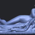 11_Naked_Girl_Lying_on_Bed_i_60mmB02.png Download free STL file Naked Girl - Lying on Bed 01 • 3D printable object, GeorgesNikkei