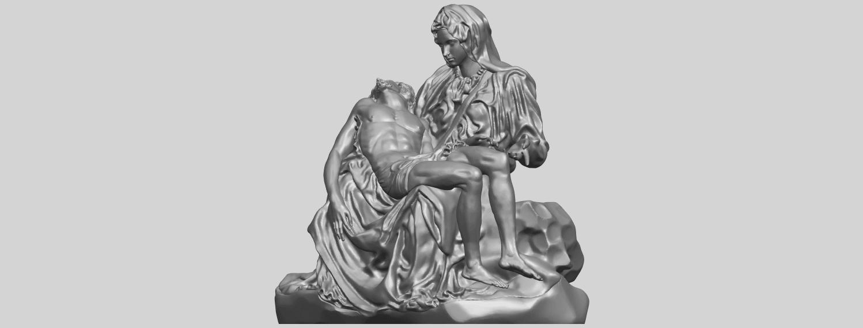 05_TDA0238_La_PietaA02.png Télécharger fichier STL gratuit La Pieta • Modèle pour impression 3D, GeorgesNikkei