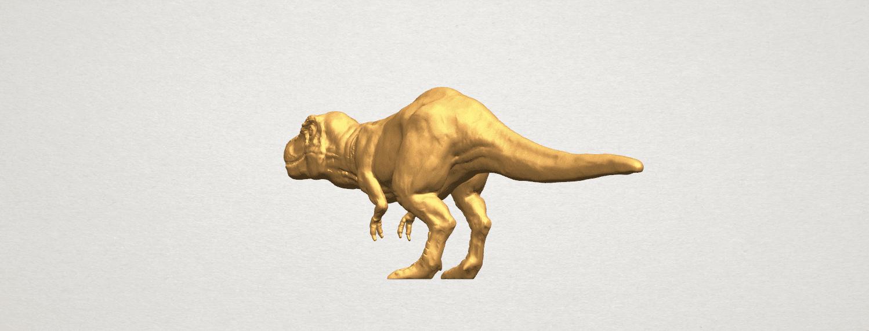 TDA0611 Tyrannosaurus A02.png Download free STL file Tyrannosaurus • 3D printing model, GeorgesNikkei