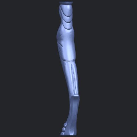 TDA0263_Table_Leg_iB06.png Download free STL file Table Leg 01 • Design to 3D print, GeorgesNikkei