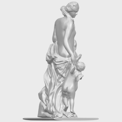 08_Mother_and_Child_v_80mmA08.png Download free STL file Mother and Child  05 • 3D printable model, GeorgesNikkei
