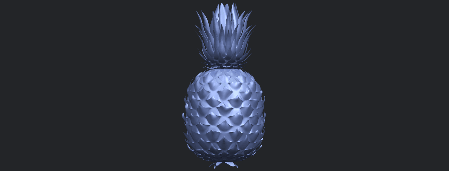 15_TDA0552_PineappleB05.png Download free STL file Pineapple • 3D printer design, GeorgesNikkei