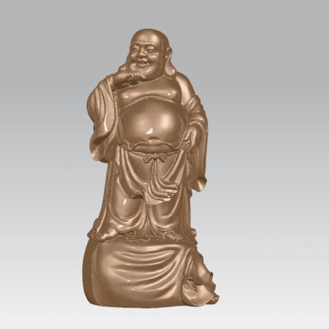 TDA0234 Metteyya Buddha 08 A02.png Download free STL file Metteyya Buddha 08 • 3D printing model, GeorgesNikkei