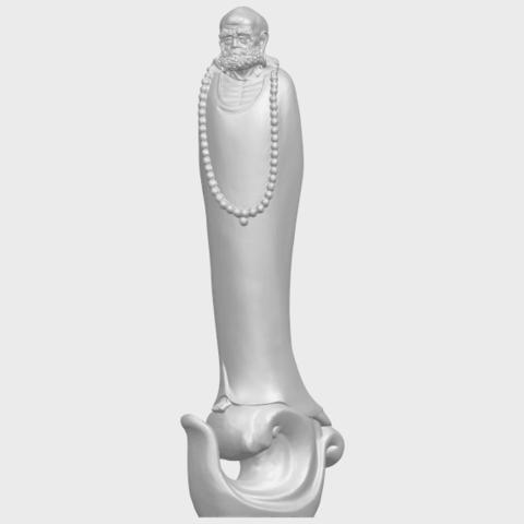 04_TDA0337_Da_Mo_iiiA01.png Télécharger fichier STL gratuit Da Mo 03 • Design pour impression 3D, GeorgesNikkei