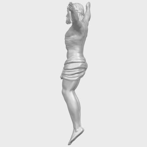 21_TDA0230_Jesus_iA04.png Download free STL file Jesus 01 - top • Object to 3D print, GeorgesNikkei