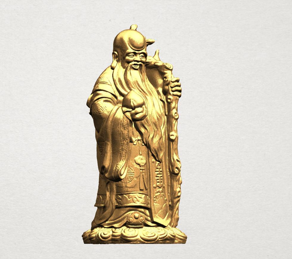 Sao (Fook Look Sao) 80mm - B06.png Download free STL file Sao (Fook Look Sao) • 3D printable model, GeorgesNikkei