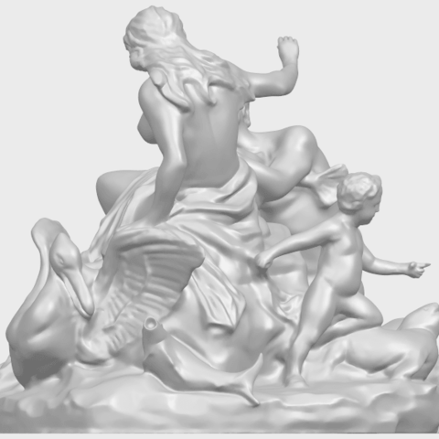 28_TDA0166_Naked_Couple_viA03.png Download free STL file  Naked Couple 06 • 3D printing object, GeorgesNikkei
