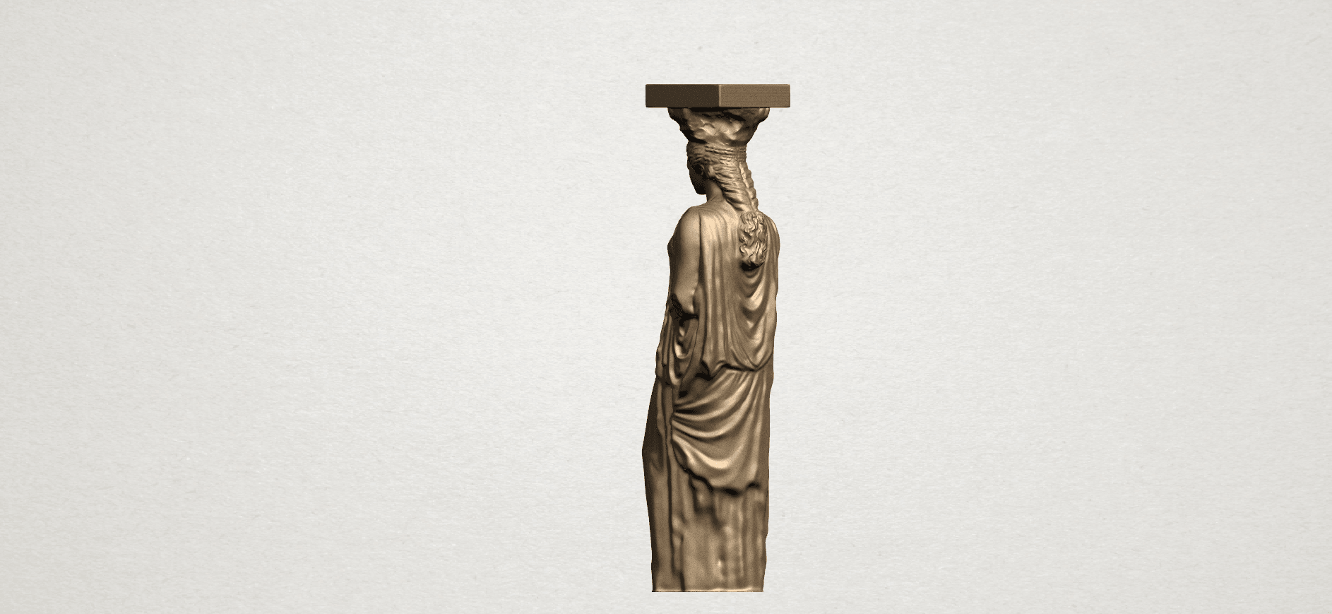 Pose with Girl A03.png Download free STL file Pose with Girl • 3D printable template, GeorgesNikkei