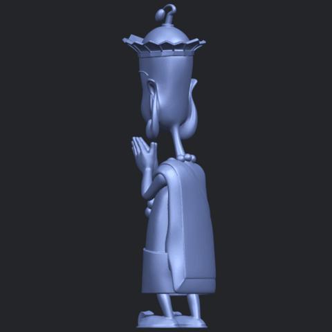 14_TDA0245_Pilgrimage-Tang_SengB05.png Download free STL file Pilgrimage-Tang Seng • 3D printable template, GeorgesNikkei