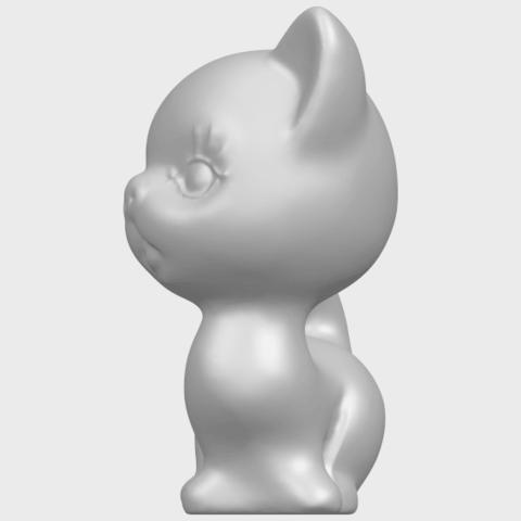 TDA0746_Cat_03A03.png Télécharger fichier STL gratuit Chat 03 • Modèle à imprimer en 3D, GeorgesNikkei
