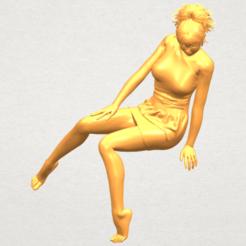 Naked Girl E05 STL file, Miketon