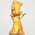 Download free 3D model Monkey A06, GeorgesNikkei