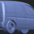 Download free 3D printer templates Citroen Berlingo Belgium Post, GeorgesNikkei