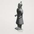 Download free STL Xian Warrior 01, GeorgesNikkei