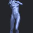Imprimir en 3D gratis Chica desnuda D02, GeorgesNikkei