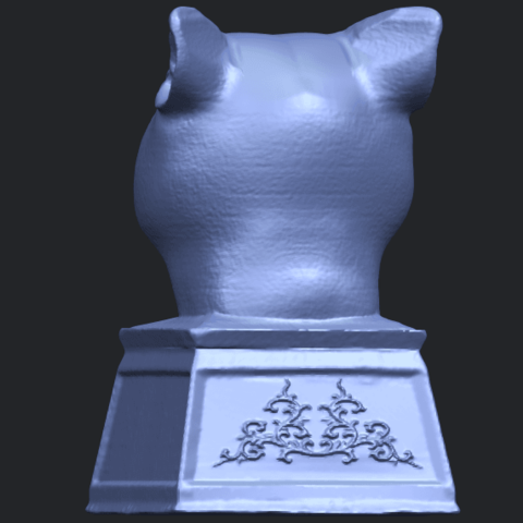 17_TDA0508_Chinese_Horoscope_of_Rat_02B06.png Download free STL file Chinese Horoscope of Rat 02 • 3D printable model, GeorgesNikkei