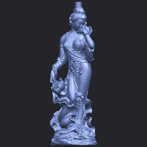 08_TDA0200_Asian_Girl_03_88mmB01.png Download free STL file Asian Girl 03 • 3D printable template, GeorgesNikkei