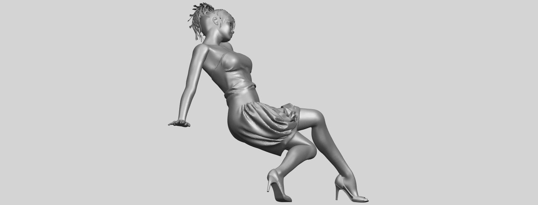 19_TDA0661_Naked_Girl_G09A09.png Télécharger fichier STL gratuit Fille nue G09 • Design pour impression 3D, GeorgesNikkei
