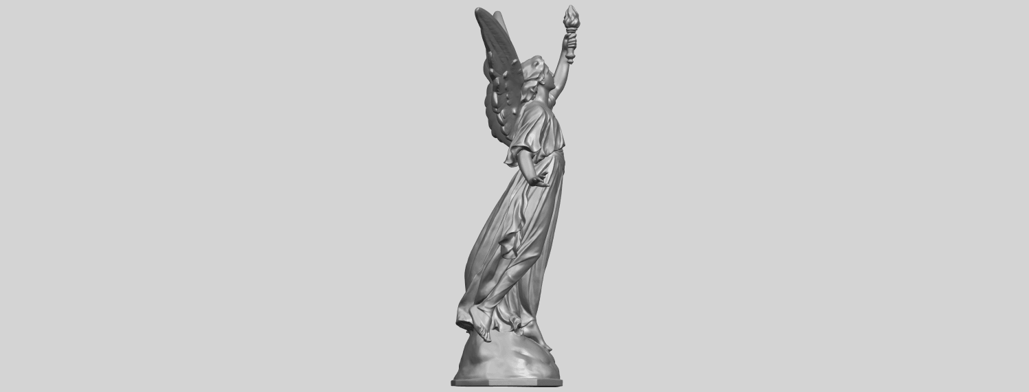 17_TDA0202_Statue_01_-88mmA09.png Download free STL file Statue 01 • Object to 3D print, GeorgesNikkei