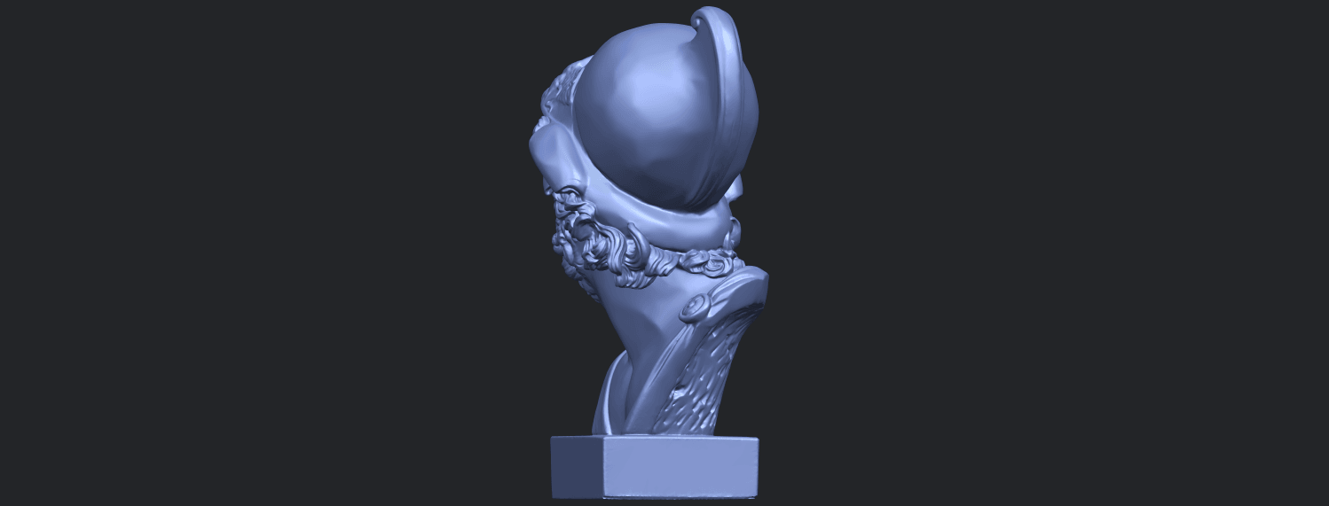 14_TDA0244_Sculpture_of_a_head_of_manB05.png Download free STL file Sculpture of a head of man • 3D printable design, GeorgesNikkei